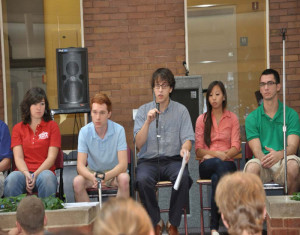 Tense SEC open forum addresses internal SEC issues and upcoming Greek Life referendum