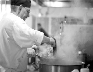 CWRU chefs participate in Eat Local Challenge