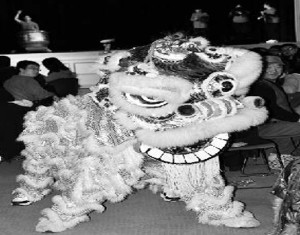 Chinese scholars welcome Year of the Dragon with a roar