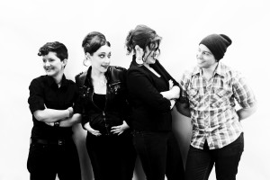 The Shondes: Grrrl rock for the 21st century