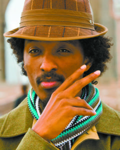 UPB presents the fall concert: K'naan