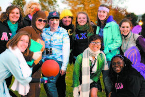 AXO confronts silence surrounding domestic violence