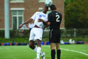 Spartan men's soccer dominates fourth straight game