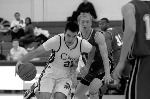 Spartans encounter cold spell late in second half, go 0-2 in JCU tournament