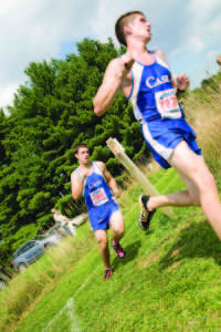 Men's XC team to avenge snub