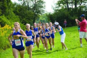 Spartan women have their eye on return trip to Nationals
