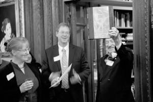 Art history department says goodbye as distinguished professor Dr. Edward Olszewski retires