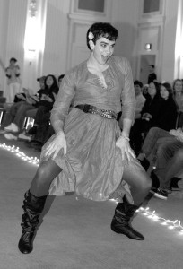 Students blur gender lines in eighth annual Drag Ball
