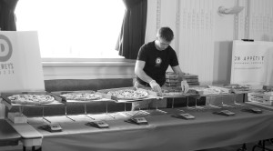 Pizza Pizza! USG's Pizzalympics draws mass of guests, 12 vendors run out over 250 pizzas