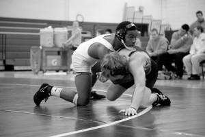 Spartans drop first dual meet against Baldwin-Wallace