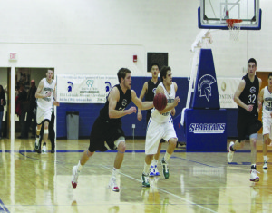 Men look to bounce back in rematch of overtime loss at Brandeis