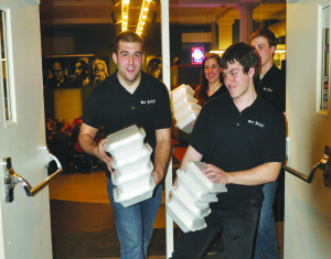 Jolly delivered: campus dining fixture to launch delivery service