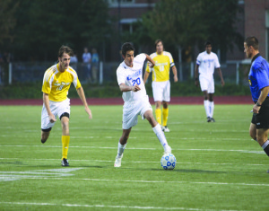Men's soccer preview