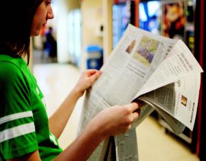 University revives free newspaper program