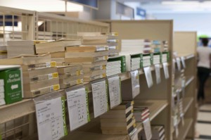 Textbook rentals reveal cheaper options, industry of profit