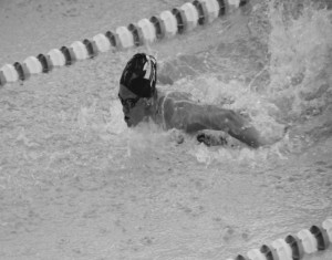 Swimmers fall at Polar Bears, top Yellow Jackets