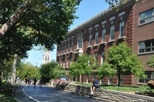 Contributions to public good earns CWRU top marks