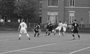 Men suffer first loss, shutout 1-0 at John Carroll