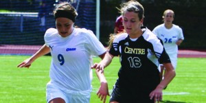 Stellar defense, keeping earns draw with No. 22 Brandeis