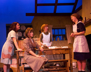 "Eldred Theater Presents Brian Friel's ""Dancing at Lughnasa"""