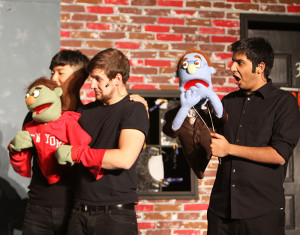 Footlighters Present Avenue Q