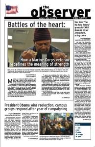 Issue 11: Nov. 9, 2012