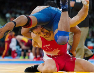 Olympics, wrestling, and the International Olympic Committee