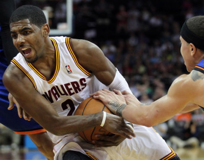 Kyrie Irving is the NBA's next superstar