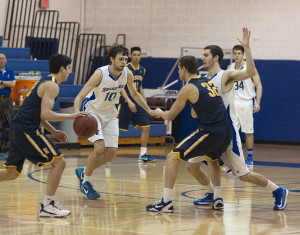 Men get first conference sweep in two years