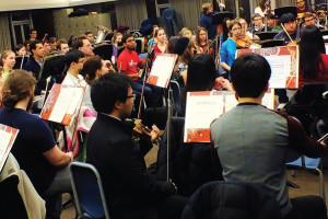 CWRU Orchestra's spring symphonies