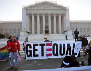 Court is in session on marriage equality