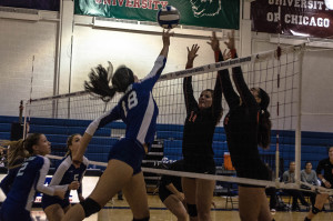 Spartan Volleyball maintains .500 after French Memorial Tournament