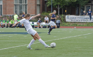 Women's Soccer continues to dominate in three-game streak