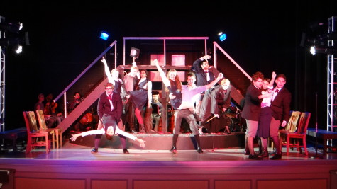 Case Footlighters greet spring with dark musical
