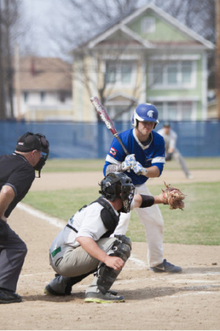 Baseball in full spring to the finish