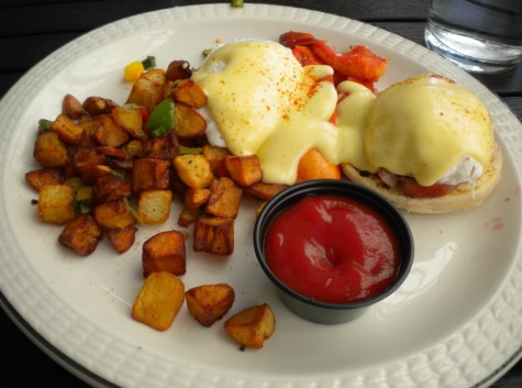 Taking a bite out of Cleveland … At Nighttown's Sunday Brunch