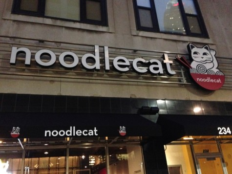 Taking a bite out of Cleveland …at Noodlecat