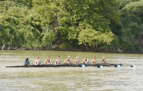 Cuyahoga River no match for Spartans