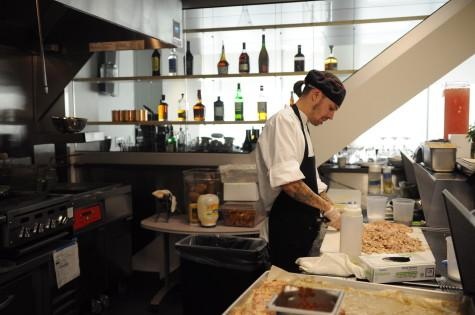 Michelson and Morley makes menu modifications