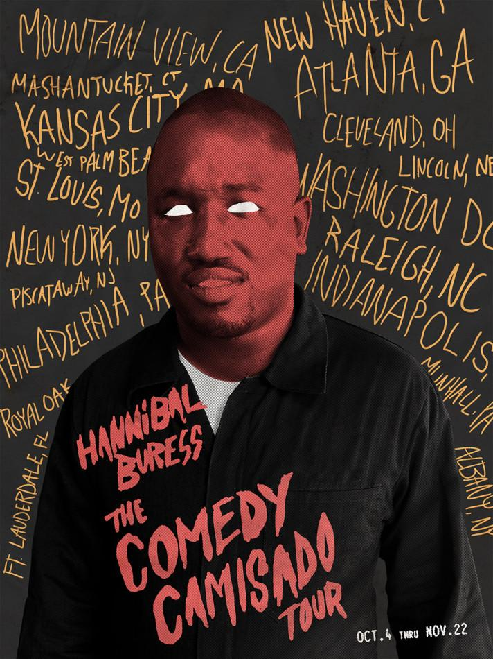 The+Comedy+Camisado+Tour+will+bring+Hannibal+Buress%27+interesting+take+on+comedy+to+Playhouse+Square%27s+Ohio+Theater+on+Oct.+12