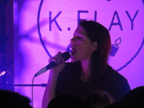 K.Flay on a Tuesday