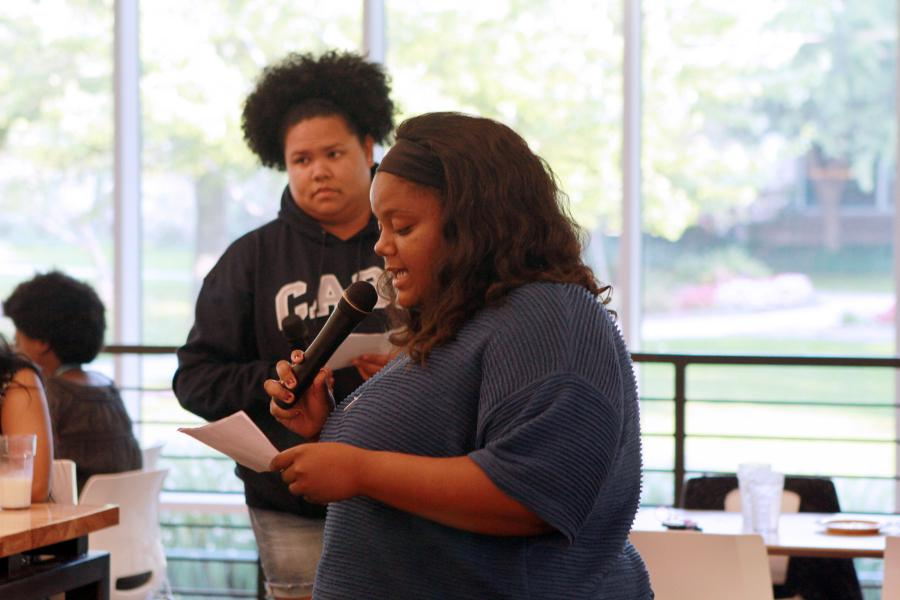 CWRU+African+American+Society+held+events+to+discuss+race+relations+on+campus