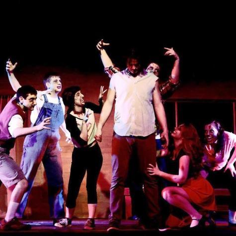 """Evil Dead"" struggles to come alive onstage"