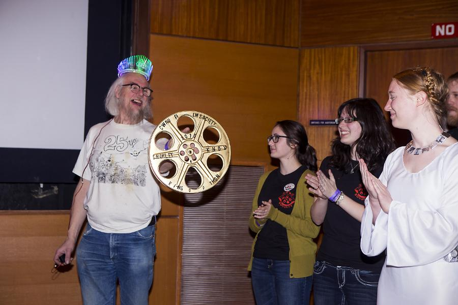 Last weekend, Film Society put on its 40th Sci-Fi marathon, with special celebrations in addition to its lineup of films