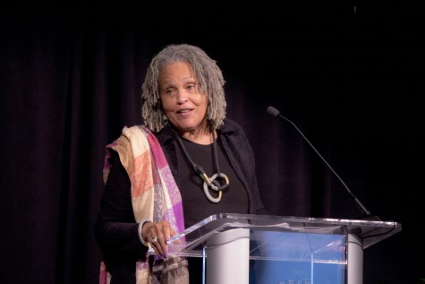 Journalist, civil rights activist speaks at Martin Luther King Jr. Convocation