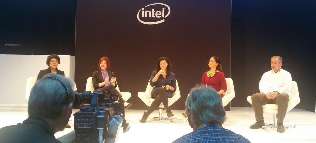 intel diversity talk