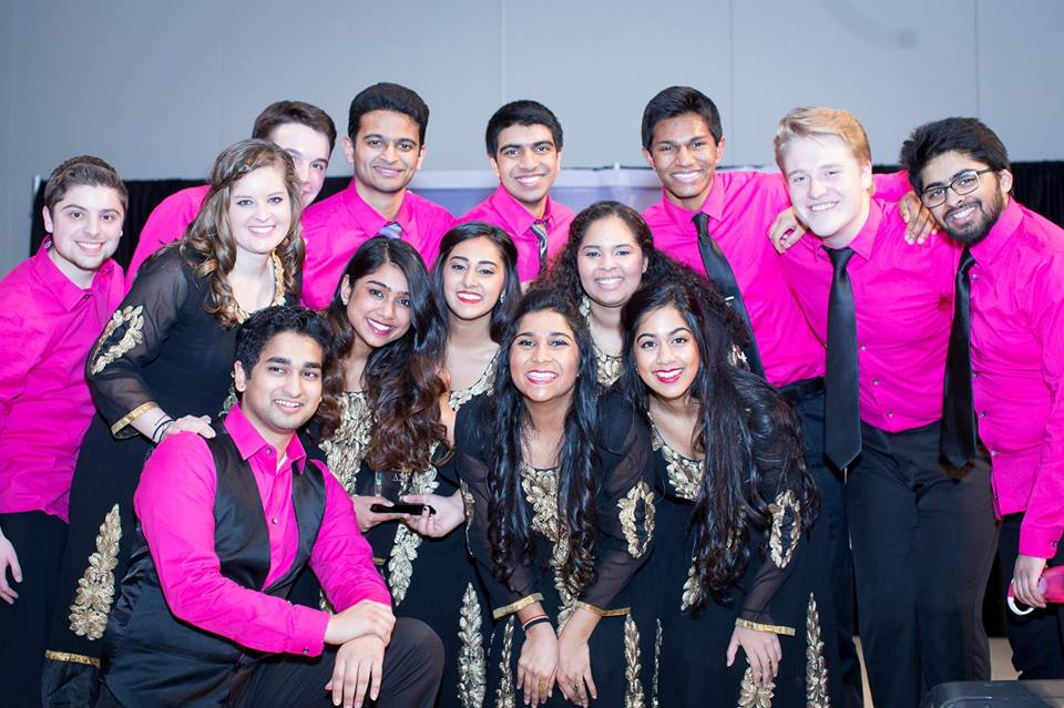 The popular South Asian fusion acapella group's latest music video has been a smash hit, attracting over 15,000 views.
