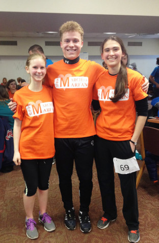 APO hosts tenth annual March for Marfan charity run