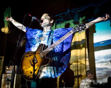 Of Montreal bring glitter and glam to Beachland Ballroom