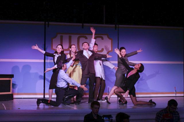 Footlighters+put+on+a+captivating+performance+of+%22Urinetown%22+last+weekend%2C+full+of+political+commentary+and+humorous+musical+pieces.